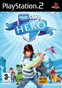EyeToy Play: Hero (Europe) (En Fr De Es It Nl Cs Po Pt Sv No Da Fi El Ru)