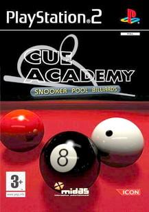 Cue Academy: Snooker, Pool, Billiards (Europe) (En Fr De Es It)