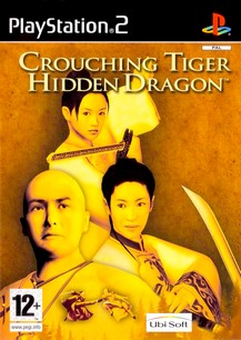 Crouching Tiger, Hidden Dragon (Europe) (En Fr De Es It)
