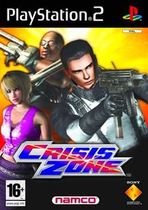 Crisis Zone (Europe) (En Fr De Es It)