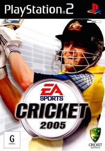 Cricket 2005 (Australia) (En)