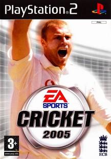 Cricket 2005 (Europe) (En)