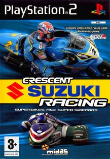 Crescent Suzuki Racing: Superbikes and Super Sidecars (Europe) (En)