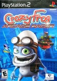 Crazy Frog Arcade Racer (USA) (En)