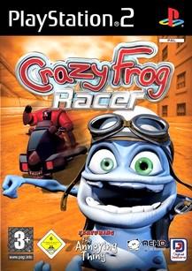 Crazy Frog Racer (Europe) (En De Fr Es It)