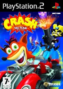 Crash Tag Team Racing (Europe) (En De Fr Es It Nl)