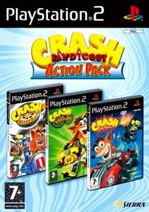Crash Bandicoot Action Pack (Europe) (En De Fr Es It Nl)
