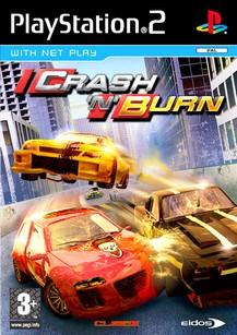 Crash 'N' Burn (Europe) (En De Fr Es It)