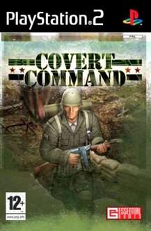 Covert Command (Europe) (En)