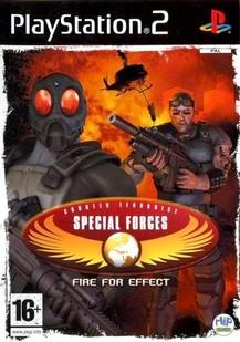 Counter Terrorist Special Forces: Fire for Effect (Europe) (En De Fr Es It)