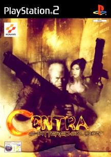 Contra: Shattered Soldier (Europe) (En De Fr Es It)