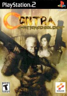 Contra: Shattered Soldier (USA) (En Fr Es)
