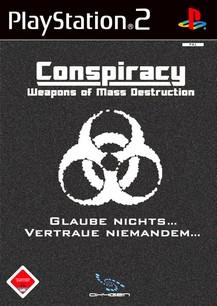 Conspiracy: Weapons of Mass Destruction (Europe) (En De Fr Es It)