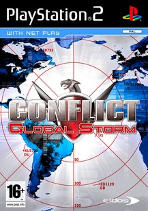 Conflict: Global Storm (Europe) (En De Fr Es It)
