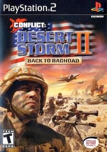Conflict: Desert Storm II - Back to Baghdad (USA) (En)