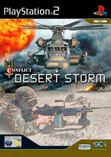 Conflict: Desert Storm (Europe) (En De Fr Es)