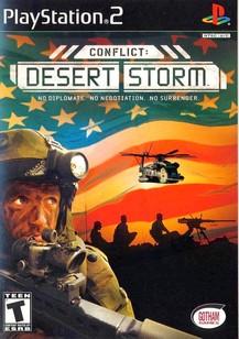 Conflict: Desert Storm (USA) (En)