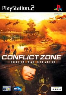 Conflict Zone (Europe) (En De Fr)