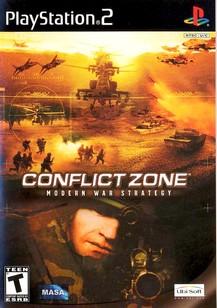 Conflict Zone: Modern War Strategy (USA) (En)