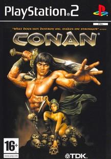 Conan (Europe) (En De Fr Es It)
