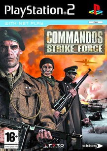 Commandos Strike Force (Europe) (En De Fr Es It)