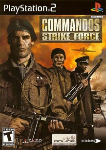 Commandos Strike Force (USA) (En Fr Es)