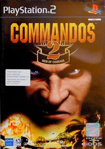 Commandos 2: Men of Courage (Europe) (Fr Es It)