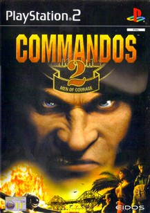 Commandos 2: Men of Courage (Europe) (En)