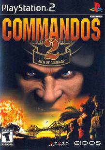 Commandos 2: Men of Courage (USA) (En Fr Es)