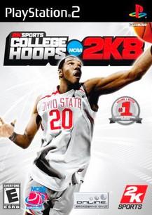 College Hoops 2K8 (USA) (En)