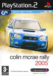 Colin McRae Rally 2005 (Europe) (En De Fr Es It)