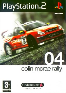 Colin McRae Rally 04 (Europe) (En De Fr Es It)