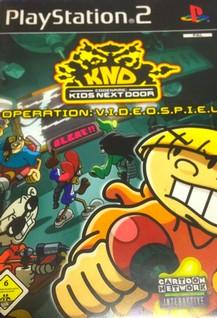 Codename: Kids Next Door: Operation V.I.D.E.O.S.P.I.E.L. (Germany) (De En)