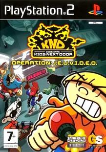 Codename: Kids Next Door: Operation J.E.U.V.I.D.E.O. (France)