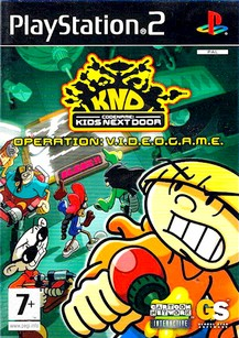 Codename: Kids Next Door: Operation V.I.D.E.O.G.A.M.E. (Europe) (En Fr Es It)