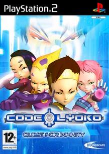 Code Lyoko: Quest for Infinity (Europe) (En Fr Es It)