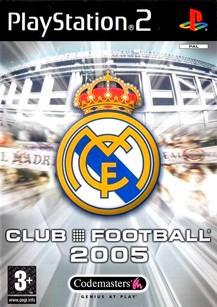 Club Football 2005: Real Madrid (Europe) (En De Fr Es It)