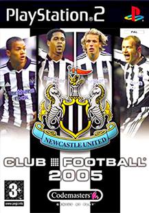 Club Football 2005: Newcastle United (Europe) (En)