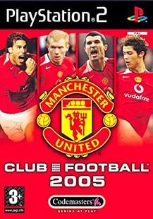 Club Football 2005: Manchester United (Europe) (En De Fr Es It Nl)