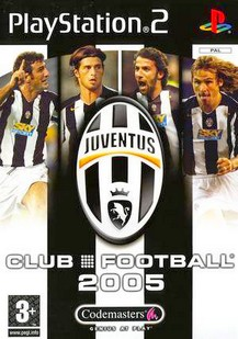 Club Football 2005: Juventus (Europe) (En De It)