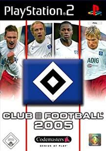 Club Football 2005: Hamburger SV (Germany) (De)