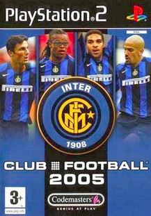 Club Football 2005: FC Internazionale (Europe) (En De It)