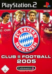 Club Football 2005: FC Bayern Munich (Europe) (En De Es)