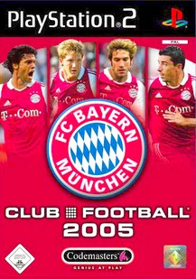 Club Football 2005: FC Bayern München (Germany) (De En Es)