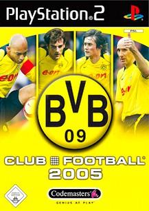 Club Football 2005: Borussia Dortmund (Germany) (De)