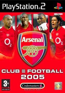 Club Football 2005: Arsenal (Europe) (En Fr)