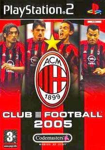 Club Football 2005: AC Milan (Europe) (En It De)