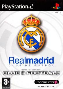Club Football: Real Madrid (Europe) (En Fr Es De It Nl)