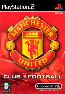 Club Football: Manchester United (Europe) (En De Fr Es It Nl)