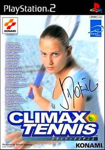 Climax Tennis: WTA Tour Edition (Japan)
